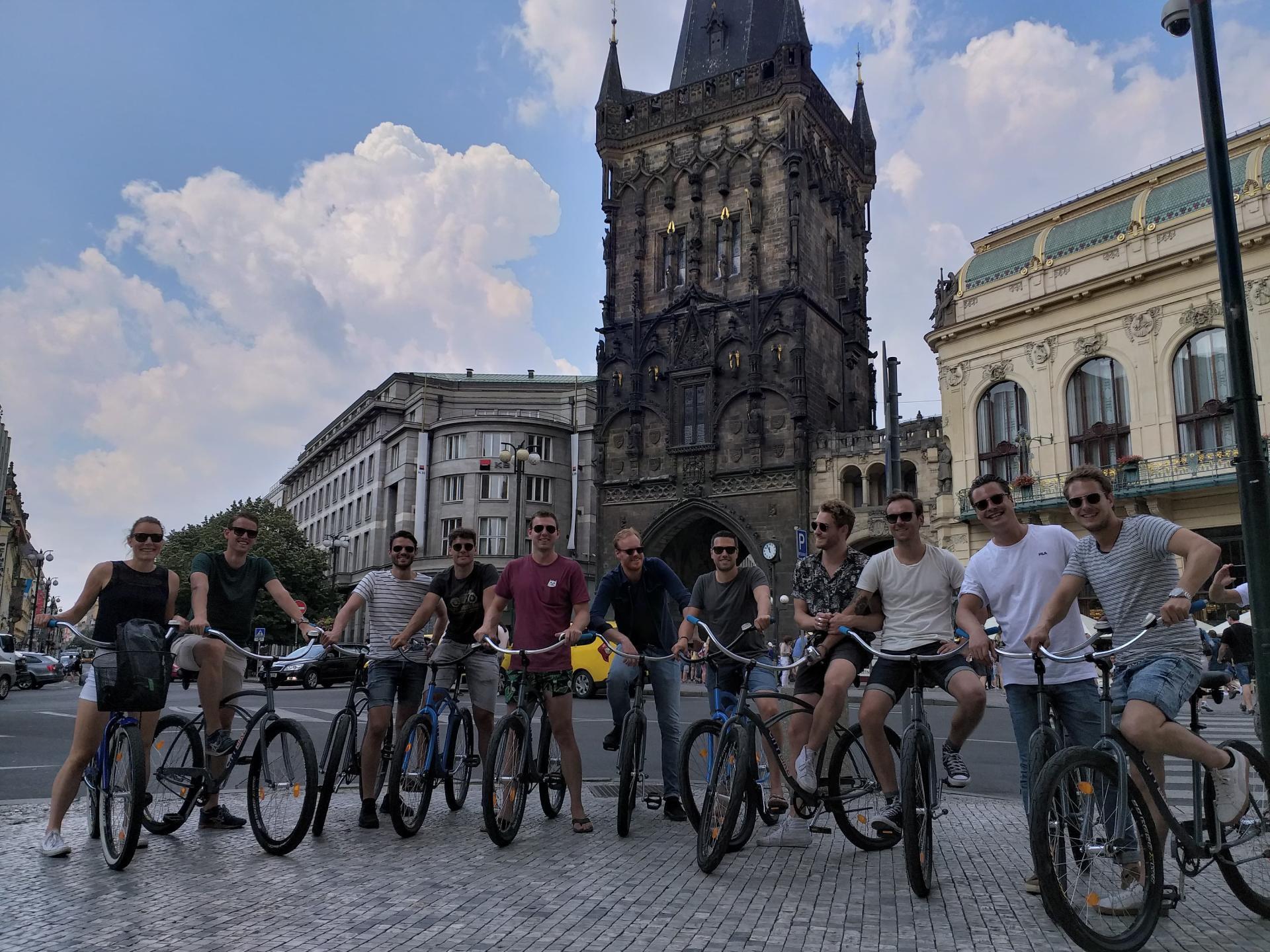 Privétour City Bike Prague